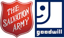 Salvation Army and Goodwill Donations