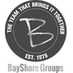 BayShore Groups Logo. Niagara Falls Commercial Office Movers. Affordable office movers in St. Catharines.