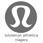 Lululemon Niagara Logo. Niagara Falls Office Movers. Affordable Commercial Movers in St. Catharines.