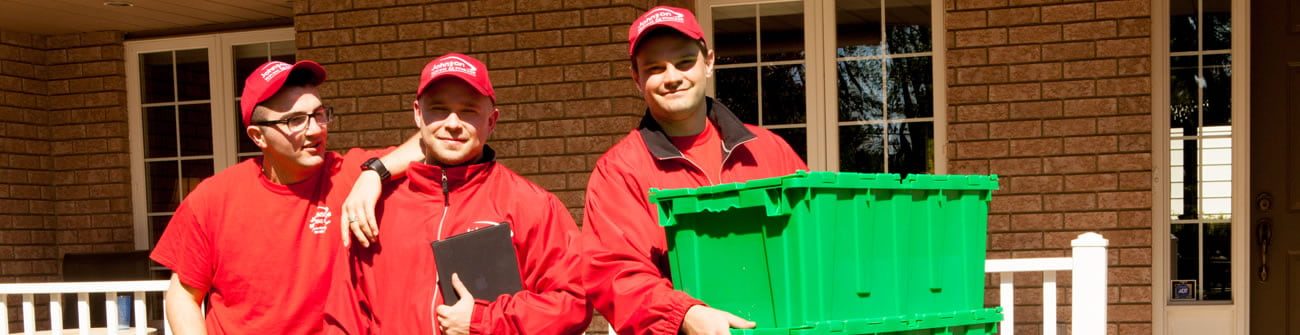 Professional house movers Niagara Falls. Affordable house movers near me.