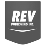 Rev Publishing Niagara Logo. Niagara Falls Office Movers. Affordable commercial movers in St. Catharines.
