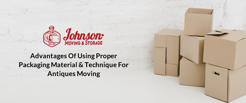 Boxes packed for movers in Niagara Falls, Ontario. Packers and movers in St. Catharines.