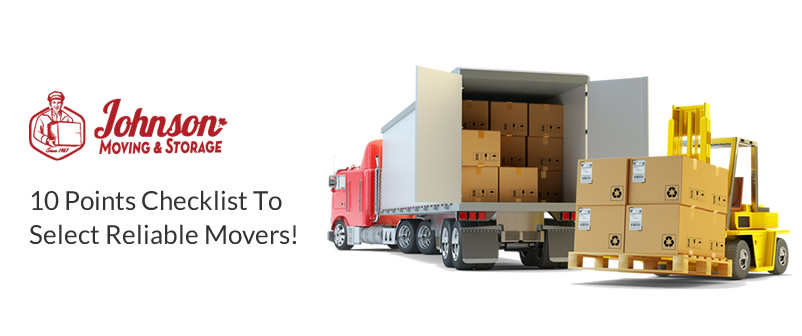 Professional movers truck and boxes. Reliable affordable movers near me in Niagara Falls Ontario