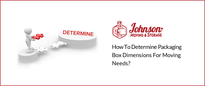 How To Determine Packaging Box Dimensions For Moving Needs?
