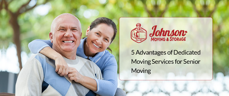 5 Advantages of Dedicated Moving Services for Senior Moving