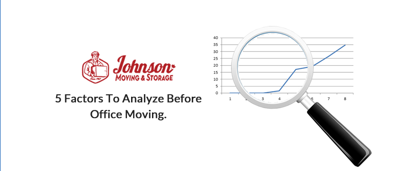 5 Factors to Analyze before Office Moving