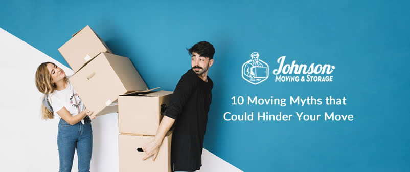 10 Moving Myths that Could Hinder Your Move