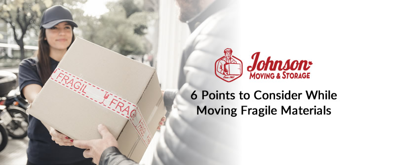 6 Points to Consider While Moving Fragile Materials