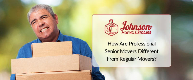 How Are Professional Senior Movers Different From Regular Movers