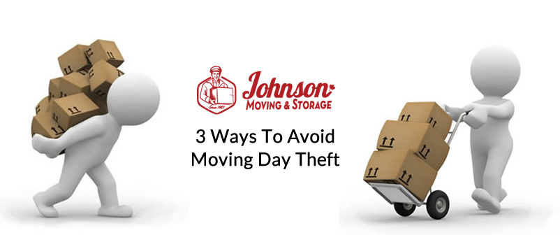3 Ways To Avoid Moving Day Theft