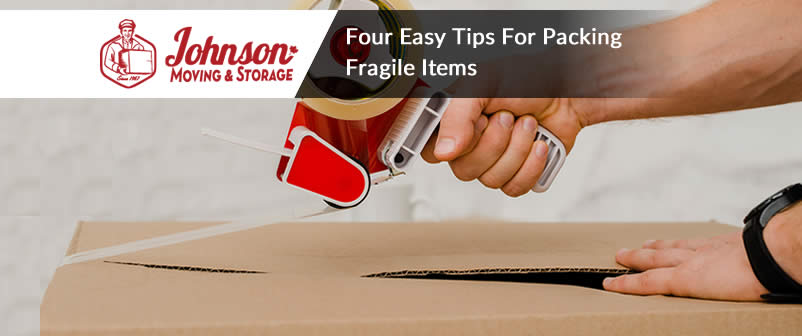 Four Easy Tips For Packing Fragile Items