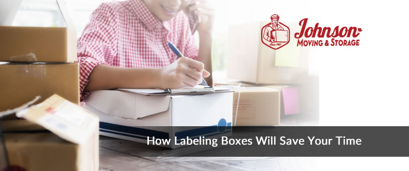 How Labeling Boxes will Save your time